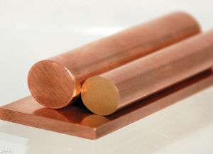 ETP Copper Bars
