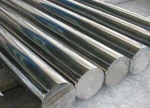 SMO 254 Round Bars & Rods