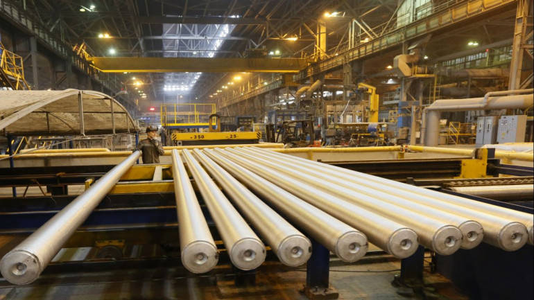 India Hopeful To Occupy 2nd Slot In Global Crude Steel Output
